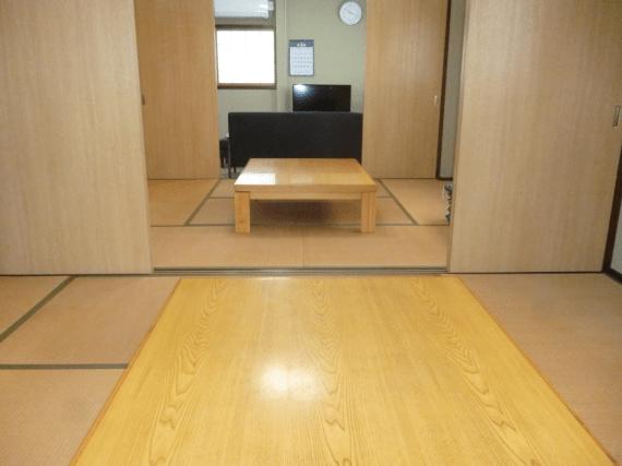 和室の控室-阿波市の家族葬セレモニーマルミヤ望-