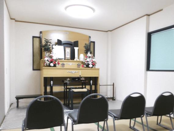 葬儀会場-阿波市の家族葬セレモニーマルミヤ望-
